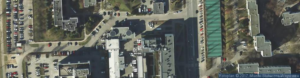 Zdjęcie satelitarne Surowieckiego Wawrzyńca ul.