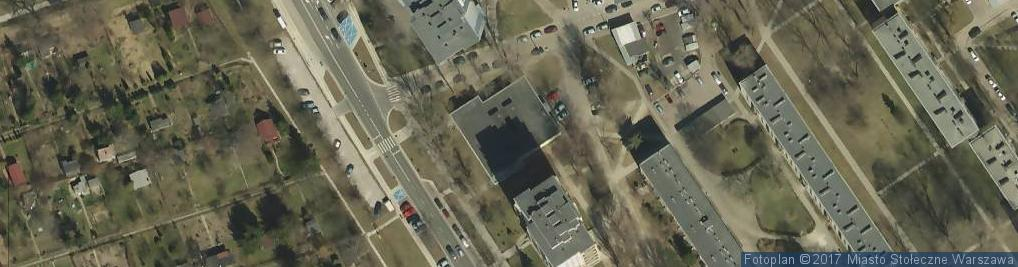 Zdjęcie satelitarne Suchodolska ul.