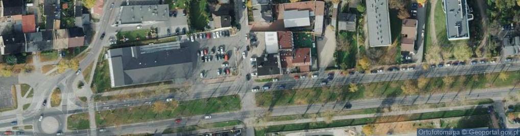 Zdjęcie satelitarne św. Jana ul.