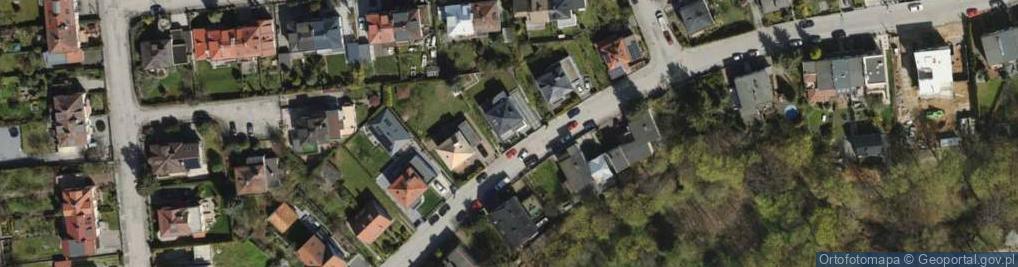 Zdjęcie satelitarne Świętopełka ul.