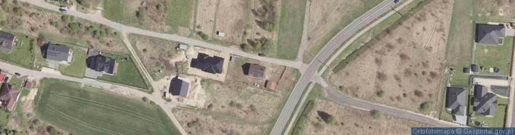 Zdjęcie satelitarne Świstackiego ul.