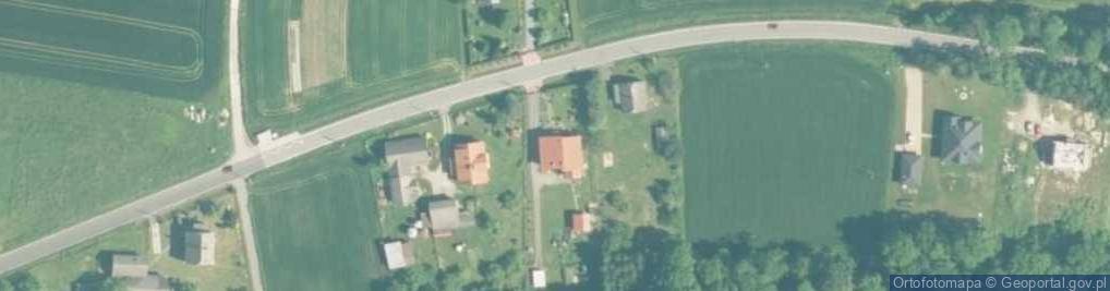 Zdjęcie satelitarne św. Jana Pawła II ul.
