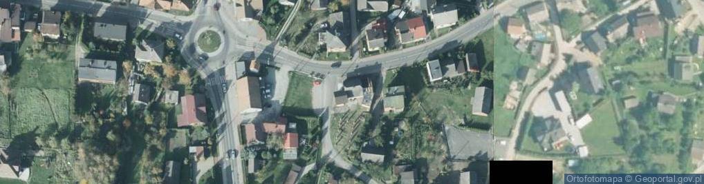 Zdjęcie satelitarne św. Maksymiliana Marii Kolbego ul.