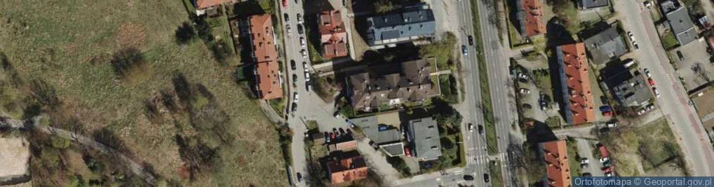 Zdjęcie satelitarne Świemirowska ul.