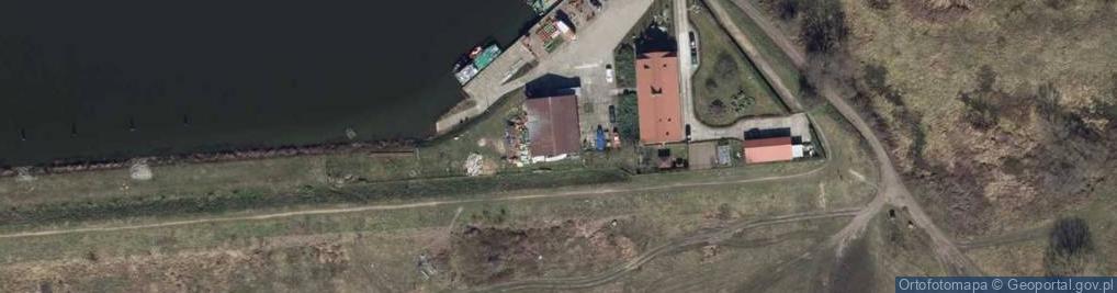 Zdjęcie satelitarne Świecko ul.