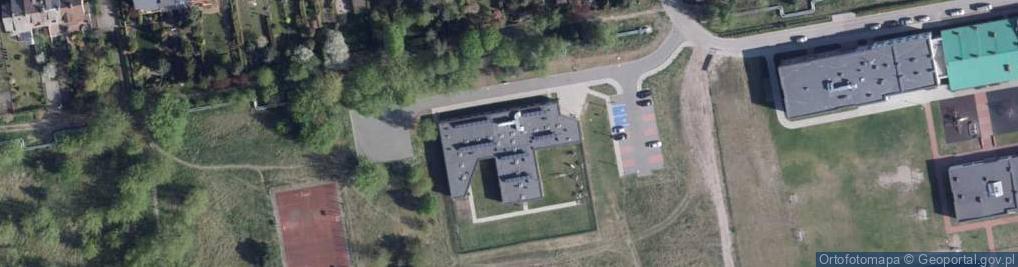 Zdjęcie satelitarne św. Jana Bosko ul.