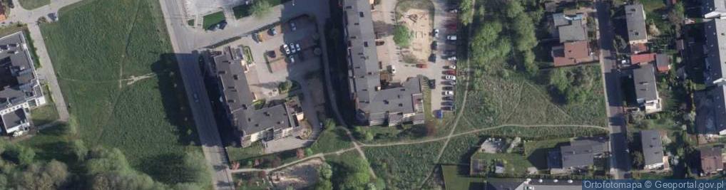 Zdjęcie satelitarne Swinarskiego Antoniego ul.