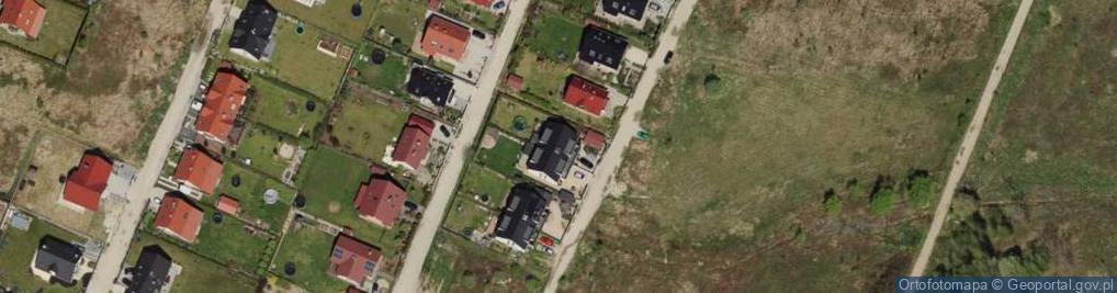Zdjęcie satelitarne św. Krzysztofa ul.
