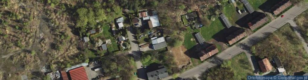 Zdjęcie satelitarne św. Filipa ul.