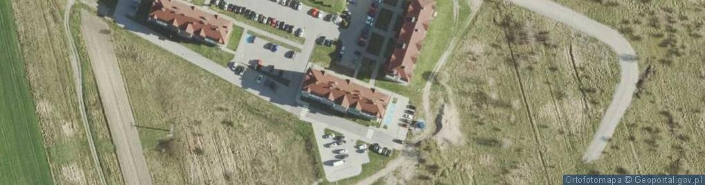 Zdjęcie satelitarne Synów Pułku ul.