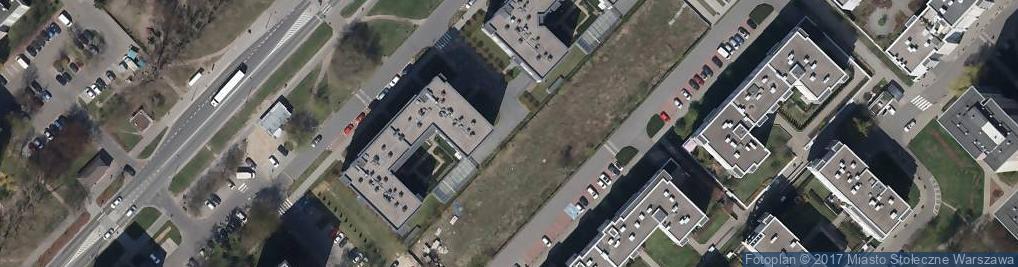 Zdjęcie satelitarne Sycylijska ul.