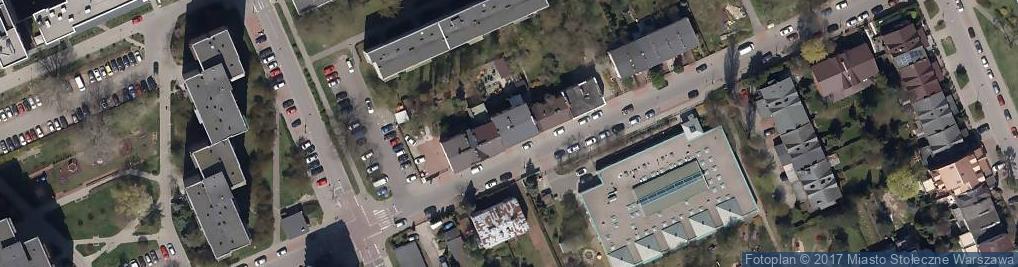 Zdjęcie satelitarne Syrokomli Władysława ul.