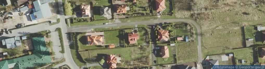 Zdjęcie satelitarne Szpakowa ul.