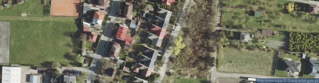 Zdjęcie satelitarne Szpotańskiego Kazimierza ul.