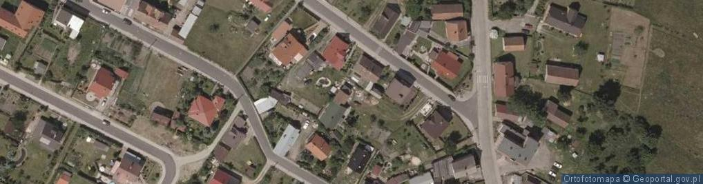 Zdjęcie satelitarne Szprotawska ul.