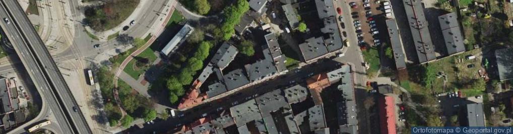 Zdjęcie satelitarne Szabatowskiego Ludwika ul.