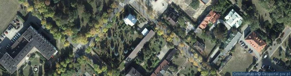 Zdjęcie satelitarne Szmurły Jana, dr. ul.