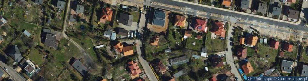 Zdjęcie satelitarne Szachnitowskiego Czesława ul.
