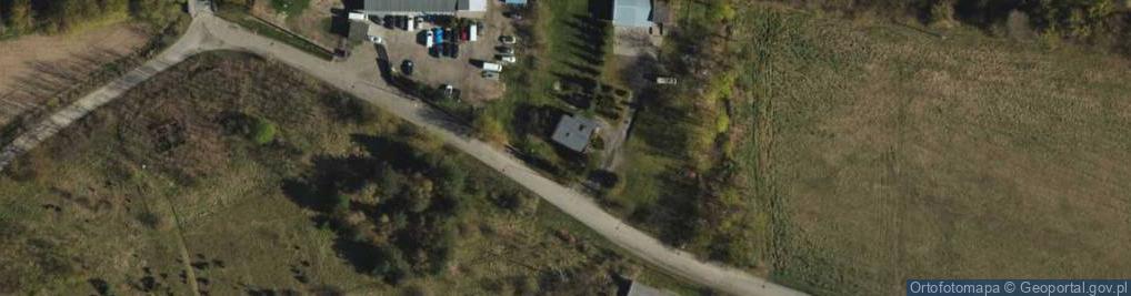 Zdjęcie satelitarne Szarotkowa ul.