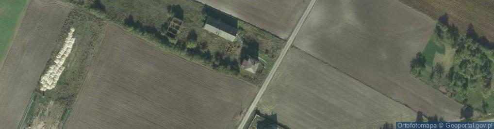 Zdjęcie satelitarne Szymborskiej Wisławy ul.