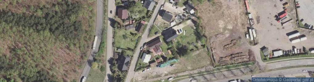 Zdjęcie satelitarne Szelonka ul.