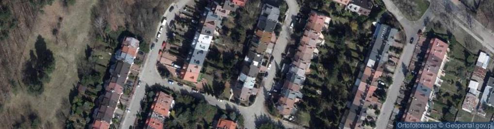 Zdjęcie satelitarne Szwajcera Abrahama ul.