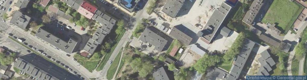 Zdjęcie satelitarne Szczerbowskiego Antoniego ul.
