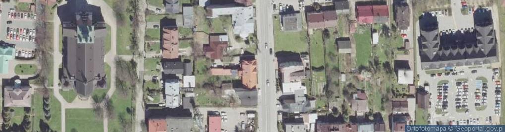 Szaflarska 44 Ul 34 400 Nowy Targ