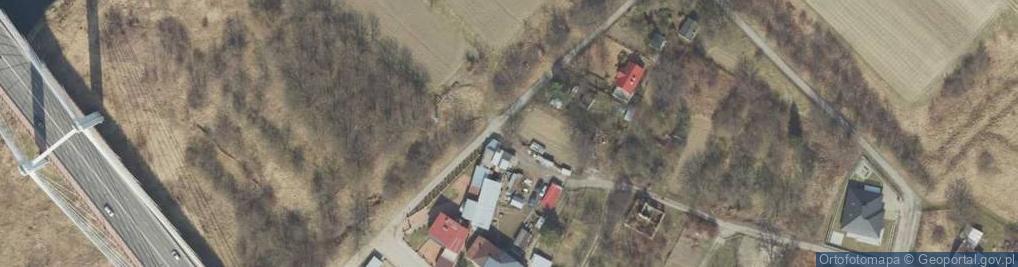 Zdjęcie satelitarne Szańcowa ul.