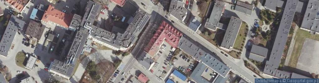 Zdjęcie satelitarne Szopena Fryderyka ul.