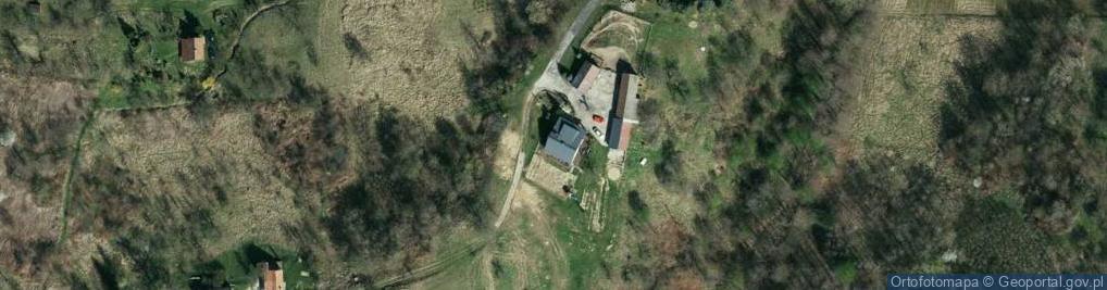 Zdjęcie satelitarne Szczepanowice ul.