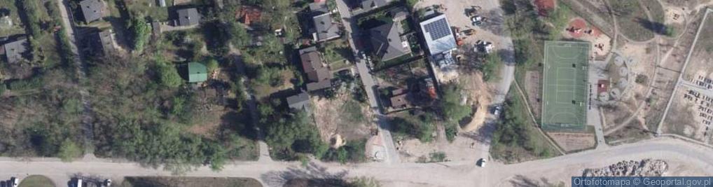 Zdjęcie satelitarne Szarika ul.