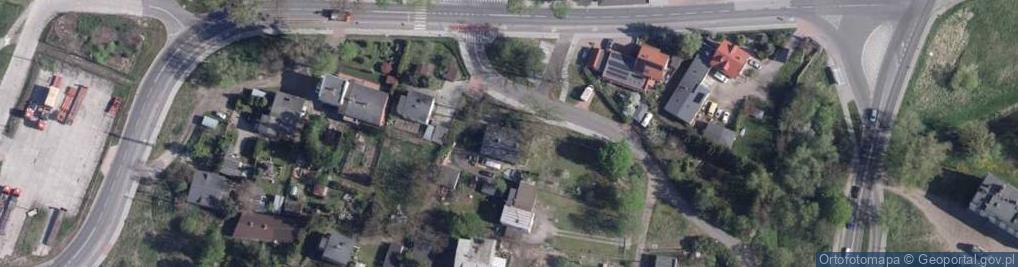 Zdjęcie satelitarne Szczęsna ul.