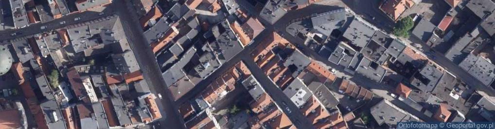 Zdjęcie satelitarne Szczytna ul.