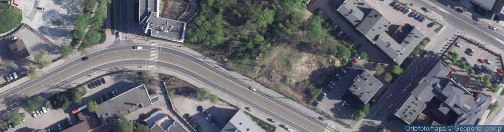 Zdjęcie satelitarne Szumana Leona ul.