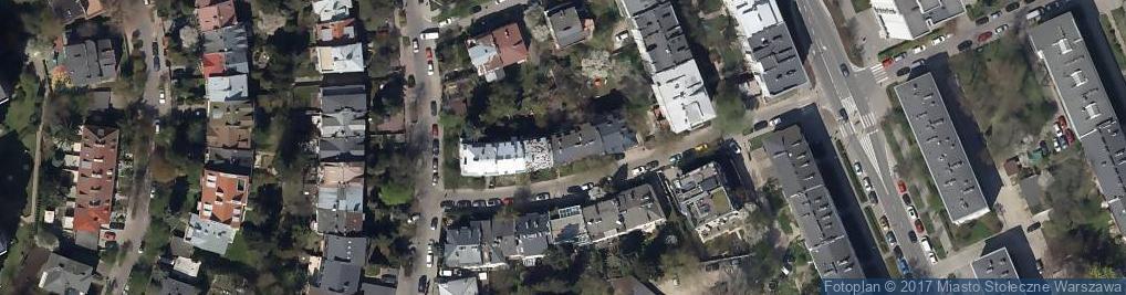 Zdjęcie satelitarne Szczuczyńska ul.