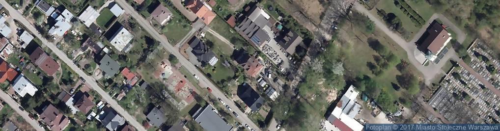 Zdjęcie satelitarne Szulczyka Sylwestra, ks. ul.