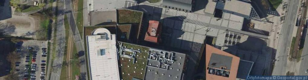Zdjęcie satelitarne Targ Sienny ul.