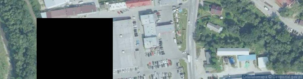 Zdjęcie satelitarne Tarnowska ul.