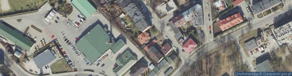 Zdjęcie satelitarne Tarnawskiego Leonarda ul.