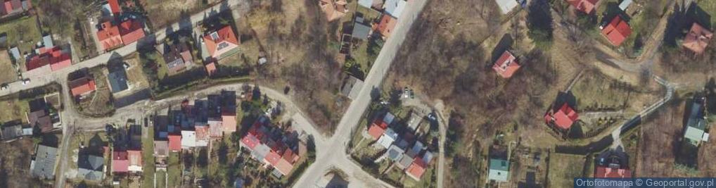 Zdjęcie satelitarne Tatarska ul.