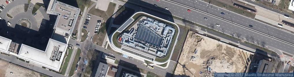 Zdjęcie satelitarne Taśmowa ul.