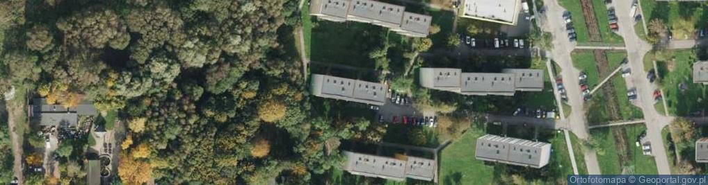 Zdjęcie satelitarne Tatarkiewicza Władysława, prof. ul.