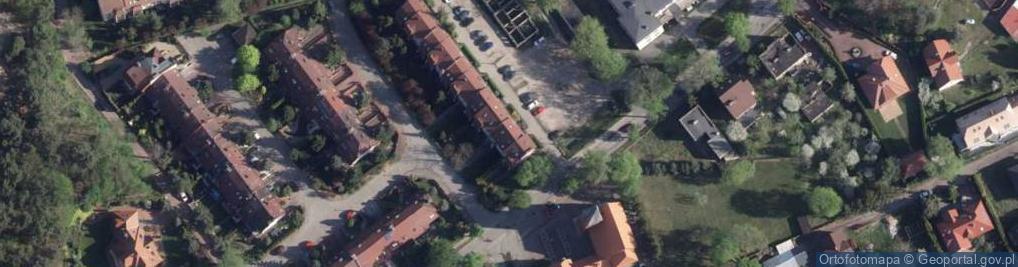 Zdjęcie satelitarne Telimeny ul.