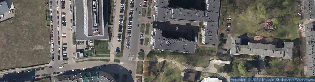 Zdjęcie satelitarne Terespolska ul.