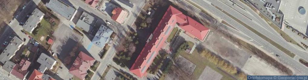 Zdjęcie satelitarne Towarnickiego Ambrożego ul.