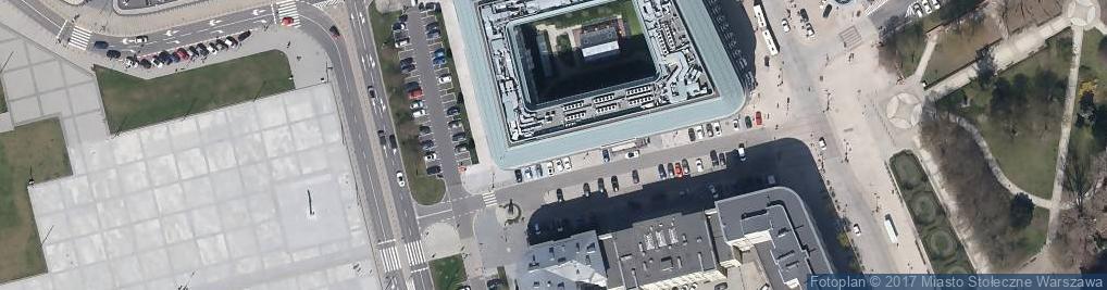 Zdjęcie satelitarne Tokarzewskiego-Karaszewicza Michała, gen. ul.