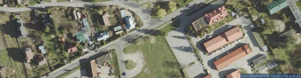 Zdjęcie satelitarne Trubakowska ul.