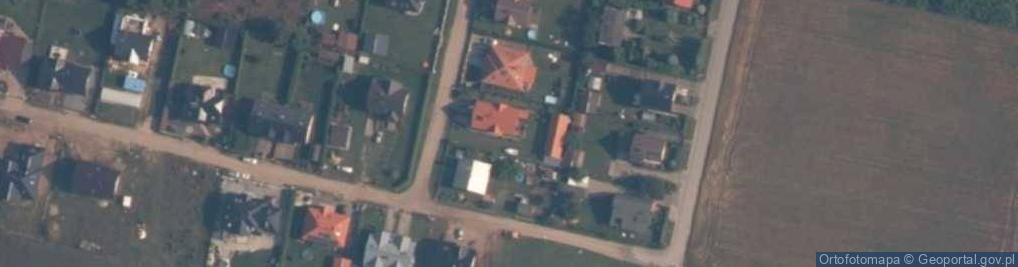 Zdjęcie satelitarne Truskawkowa ul.