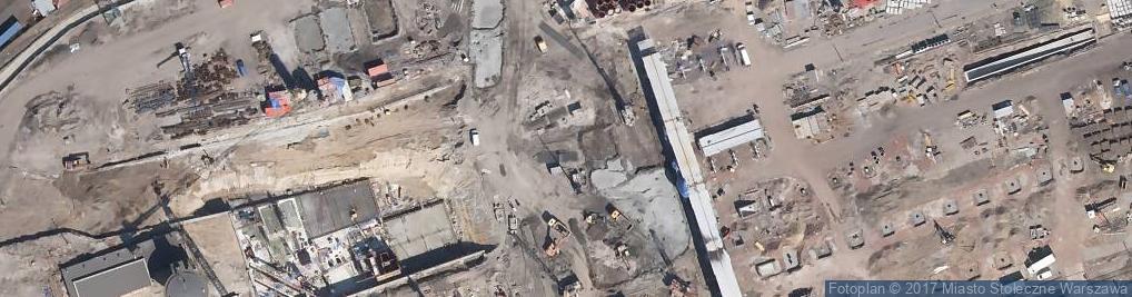Zdjęcie satelitarne Tunelowa ul.